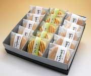銘菓 四季小倉5/抹茶5・さかえ抹茶5