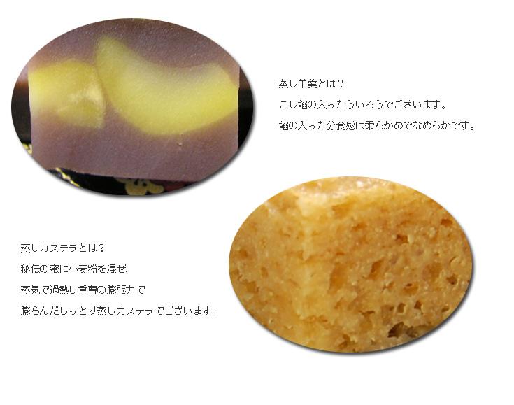 薩摩蒸し羊羹 愛知の手づくり和菓子処【菓宗庵】